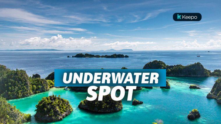 7 Wisata Laut Di Timur Indonesia Yang Sangat Indah Rasanya