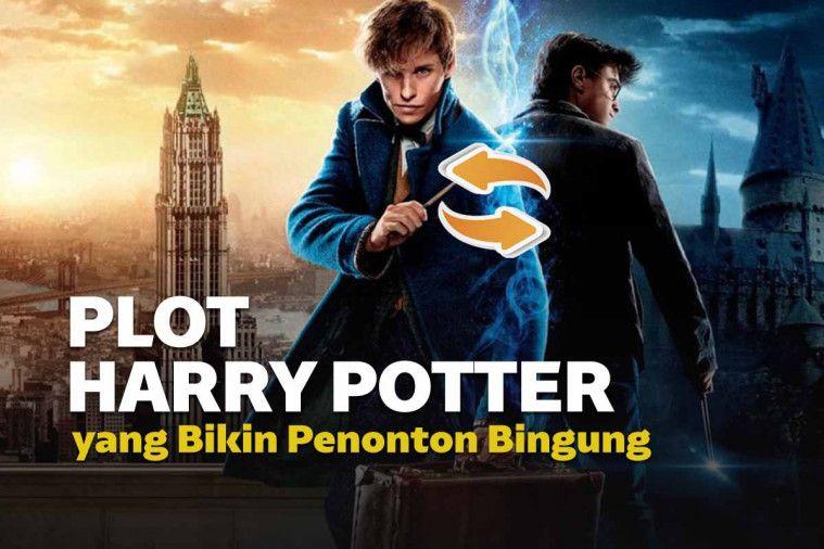6 Plot di Dunia Harry Potter yang Bikin Para Fans Bingung | Keepo.me