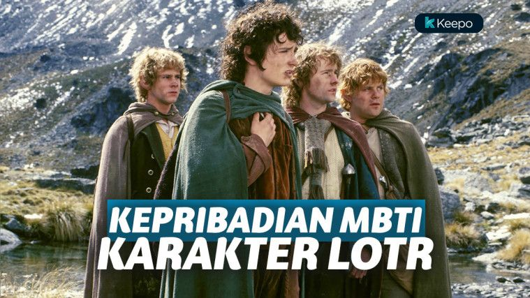 9 Tipe Kepribadian MBTI dari Karakter Film The Lord of the Rings | Keepo.me