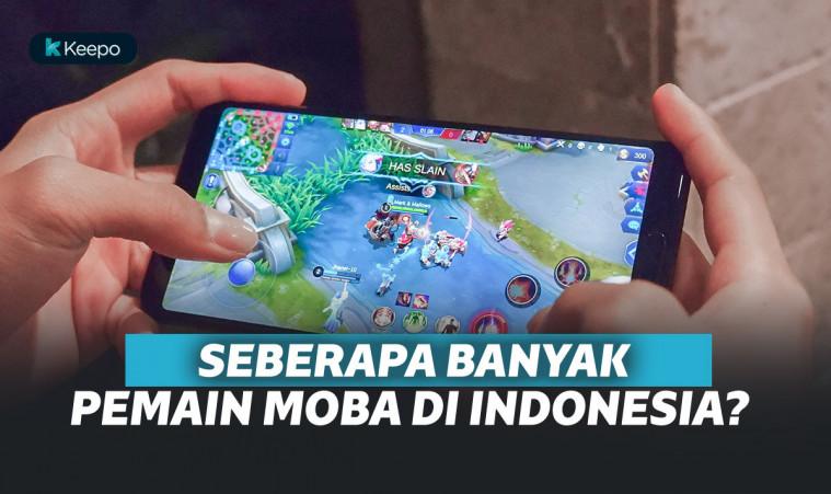 Indonesia Jadi Pengguna Aktif Mobile Legends Terbanyak