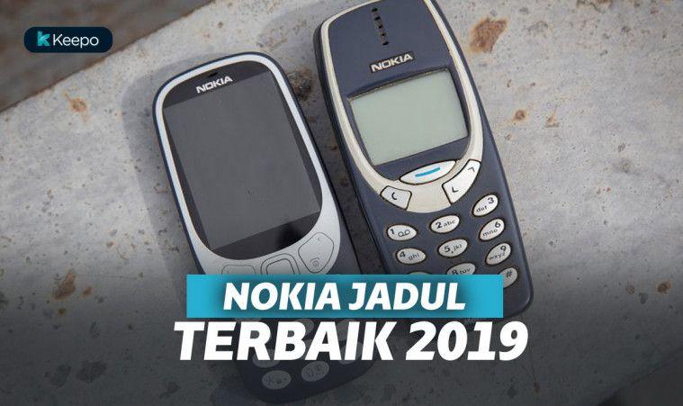 10 Hp Nokia Jadul Terbaik 2019