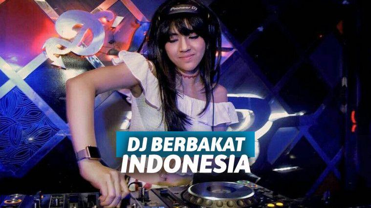 Inilah Lima DJ Yang Berbakat Indonesia yang Musiknya Diakui Dunia