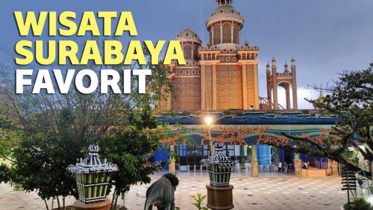 "10 Spot Wisata Surabaya ""Perawan"" yang Jarang Didatangi Orang | Keepo.me"