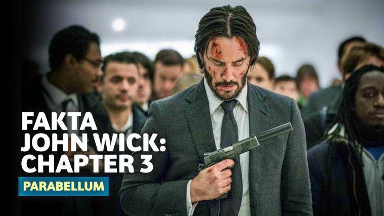 John Wick 3 Keanu Reeves