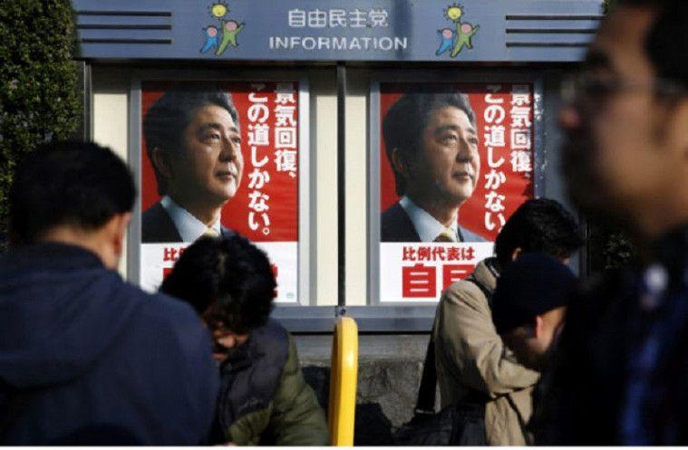Hebatnya Jepang! Pasang Poster Pemilu Aja Rapih Banget, Kita Kapan Mau Kayak Gitu? | Keepo.me