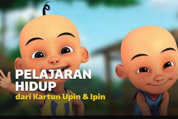 10 Pelajaran Hidup yang Bisa Dipetik dari Film Upin Ipin | Keepo.me