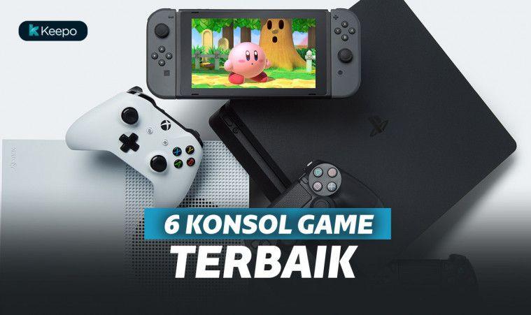 6 Konsol Game Terbaik Bikin Main Game Jadi lebih Seru | Keepo.me