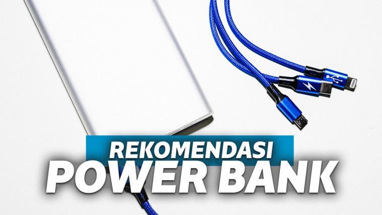 10 Power Bank Terbaik yang Siap Menolong Smartphonemu Saat Lowbat | Keepo.me