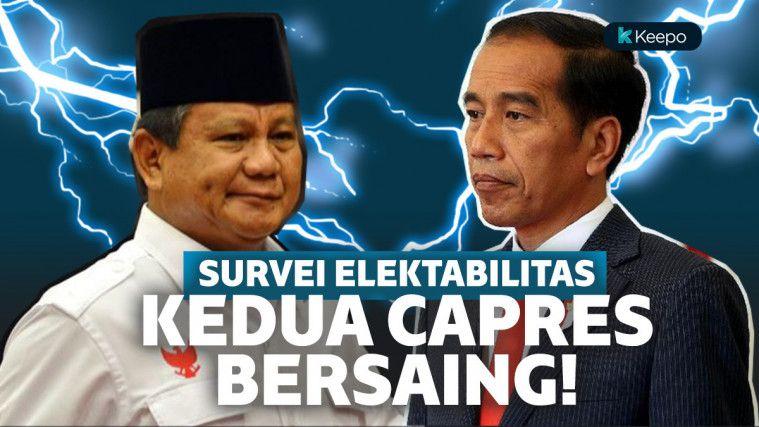 Lembaga Survei Indomatrik Sebut Jokowi-Maruf di Ambang Kekalahan, Kredibilitasnya Kini Jadi Perdebatan! | Keepo.me