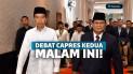 Jokowi Prabowo Debat Capres