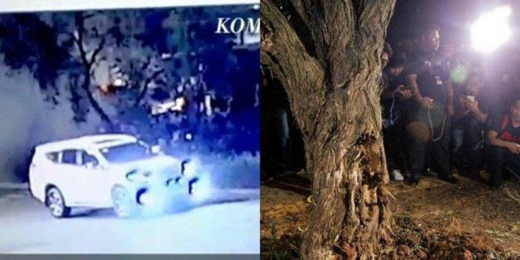 CCTV ini Rekam Detik-detik Ledakan Dekat Lokasi Debat Capres 2019! | Keepo.me