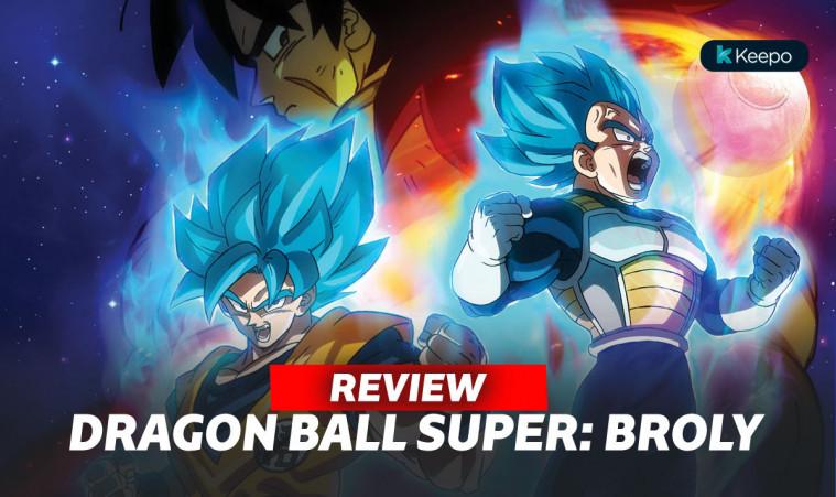 Dragon Ball Super: Broly, Pertarungan Sengit Tiada Henti dengan Visual Effect yang Ciamik | Keepo.me