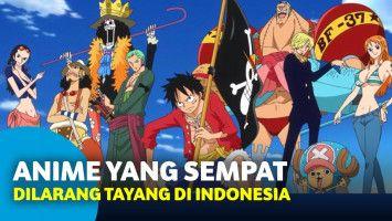 5 Film Movie One Piece Terbaik Dengan Petualangan yang Seru