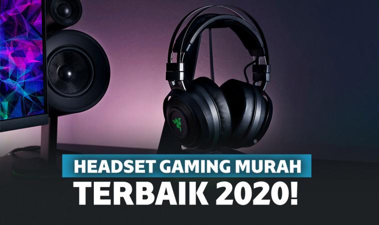 10 Headset Gaming Murah Terbaik, Cocok Buat Gamers dengan Budget Pas-pasan | Keepo.me
