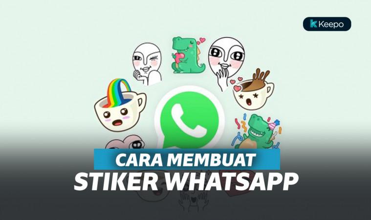Efektif 5 Cara Membuat Stiker Whatsapp Tanpa Ribet