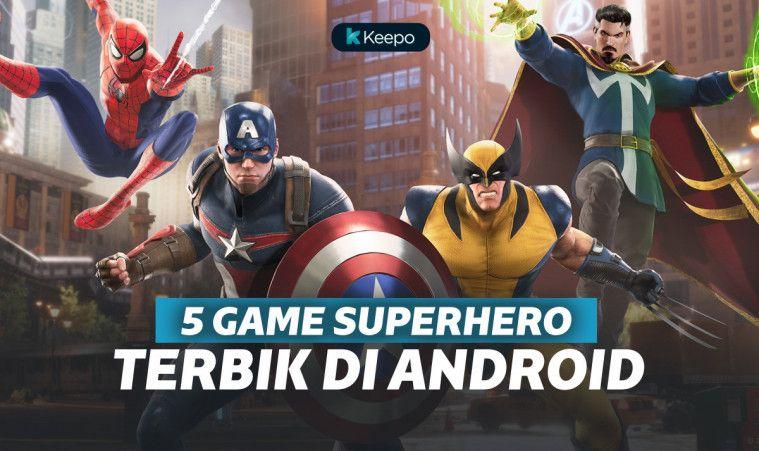 Game superhero