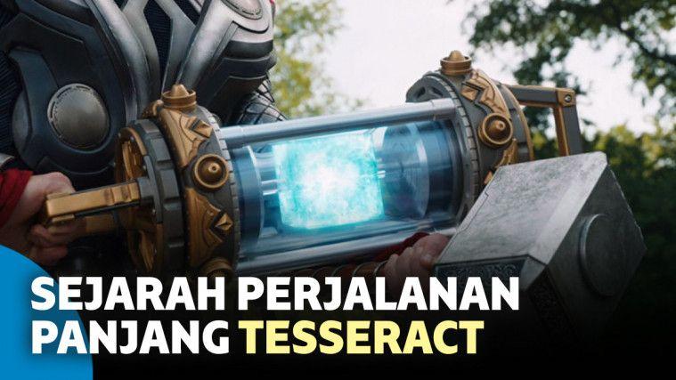 Tesseract loki the avengers