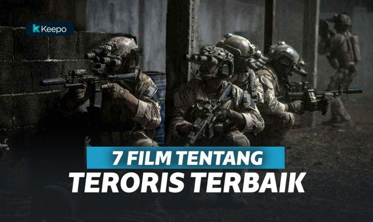 Seru Abis! 7 Film tentang Teroris Terbaik Ini Bikin Kita Tegang Sepanjang Film | Keepo.me