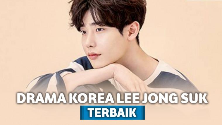 7 Drama Korea Lee Jong Suk yang Siap Menemani Hari-Hari Kamu | Keepo.me