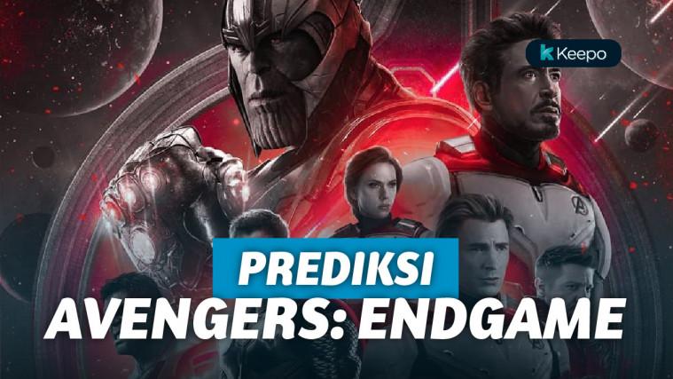 Teori Time Travel di Trailer Avengers: Endgame. Benarkah akan Terjadi? | Keepo.me