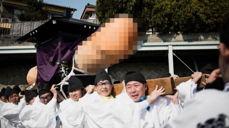Honen-Sai: Festival Penis Jepang yang Dinantikan Ribuan Orang di Bulan Maret. Beragam Bentuk Dipamerkan! | Keepo.me