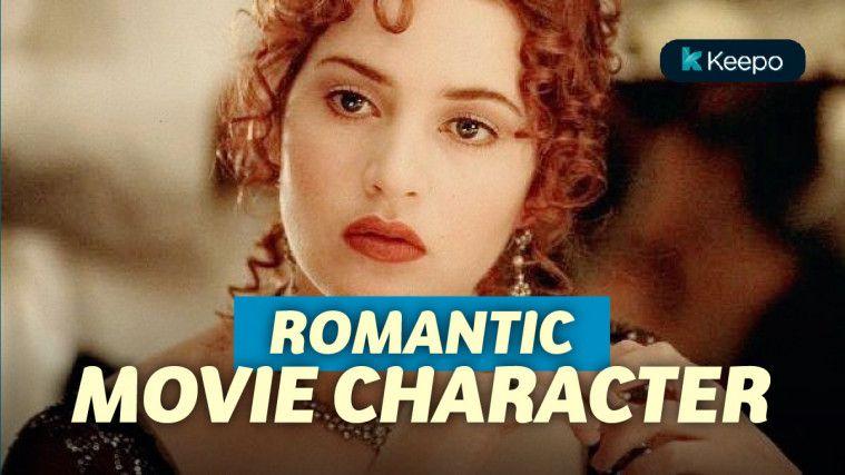 actress romantic movie character