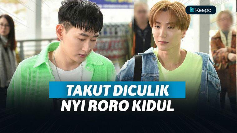 Sudah Tiba di Jogja, Netizen Takut Personil Super Junior Alami Hal Ini | Keepo.me