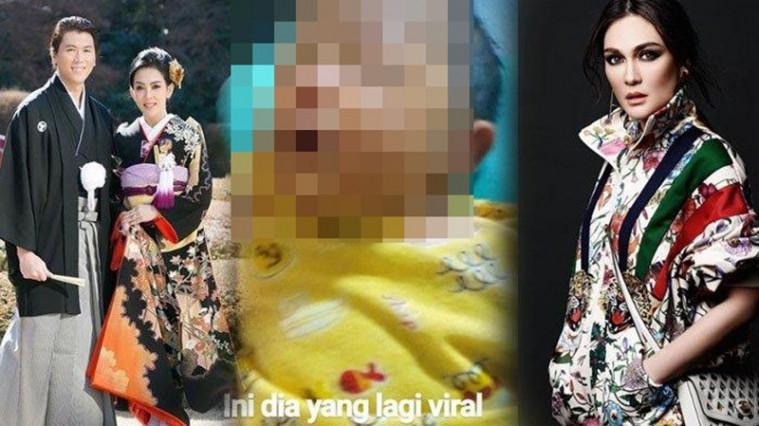 Menyatukan Semua Pihak, Bayi Ini Diberi Nama yang Merupakan Gabungan dari Syahrini, Luna Maya, dan Reino Barack | Keepo.me