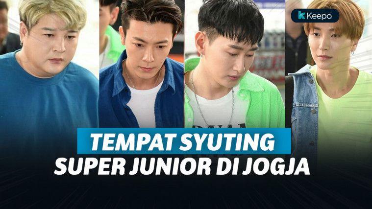 Tempat-Tempat Ini Kabarnya Bakal Jadi Lokasi Syuting TVXQ dan Super Junior di Yogyakarta | Keepo.me