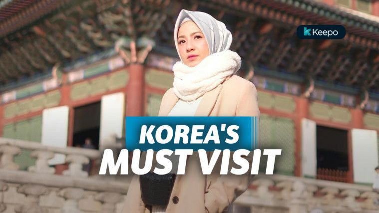 Nikmati Serunya Liburan di Korea Bersama Pasangan