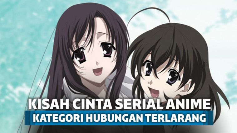 5 Kisah Cinta Serial Anime yang Termasuk Kategori Hubungan Terlarang | Keepo.me