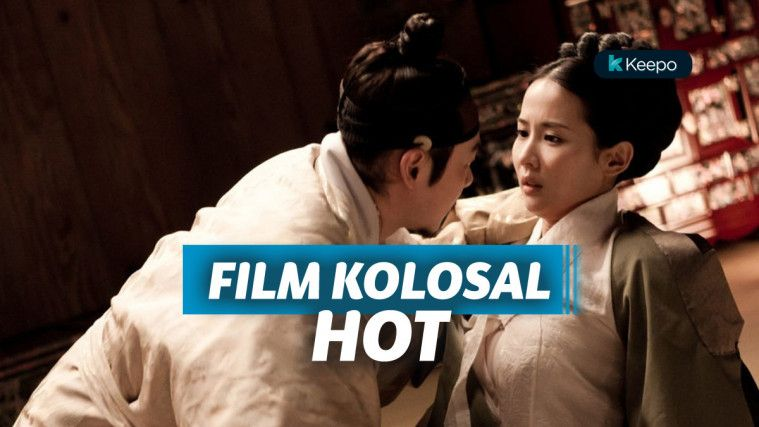 Film Korea Kolosal Banyak Penuh dengan Adegan Dewasa