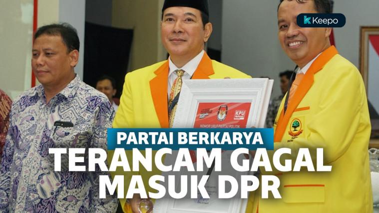 Partai Berkarya Terancam Gagal ke DPR Berdasar Hasil Survei, Tommy Soeharto: Apa Sukses Pemerintahan Ini? | Keepo.me