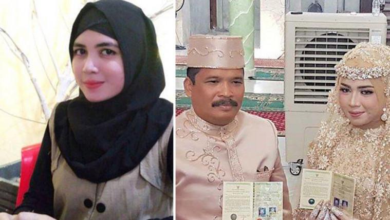Heboh Wali Kota Langsa Nikahi Gadis Cantik, Ternyata Anak Mantan Pendiri GAM | Keepo.me