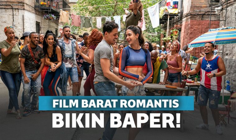 Film Barat Romantis