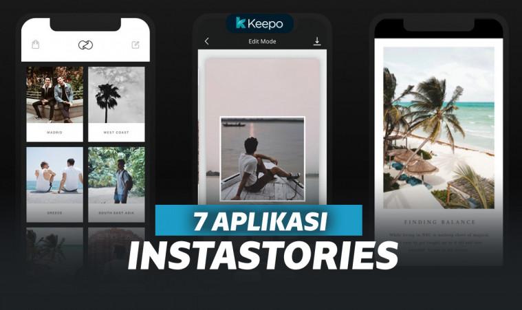 aplikasi mempercantik Instagram stories