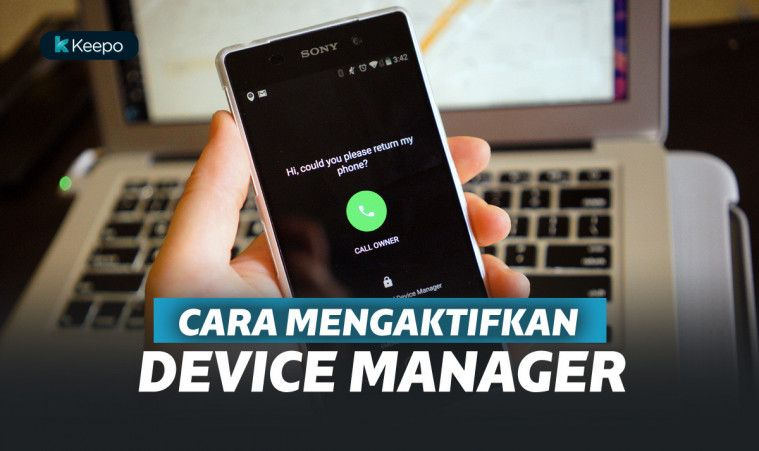 Device Manager pada Android