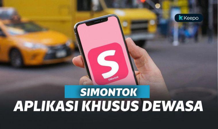 SiMontok, Aplikasi Streaming TV dan Video Dewasa Khusus 18+