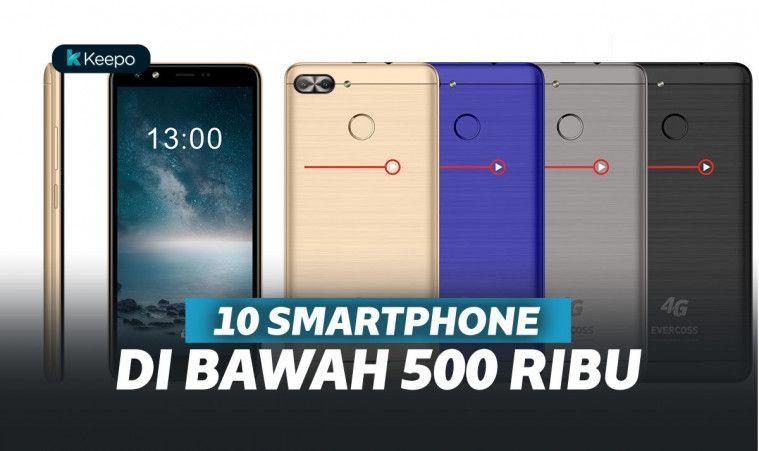 Murah Meriah 10 Hp Android Di Bawah Rp500 Ribu Terbaik