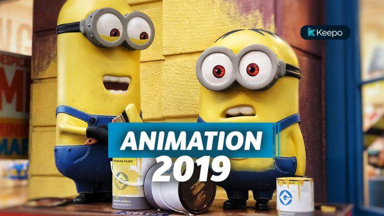 80 Koleksi Gambar Keren Animasi Terbaru Terbaik