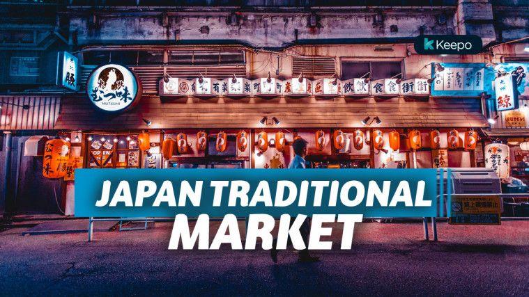8 Pasar di Jepang yang Jadi Pusat Streetfood dan Oleh-oleh | Keepo.me