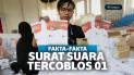 Panwaslu Temukan Surat Suara Tercoblos di Malaysia