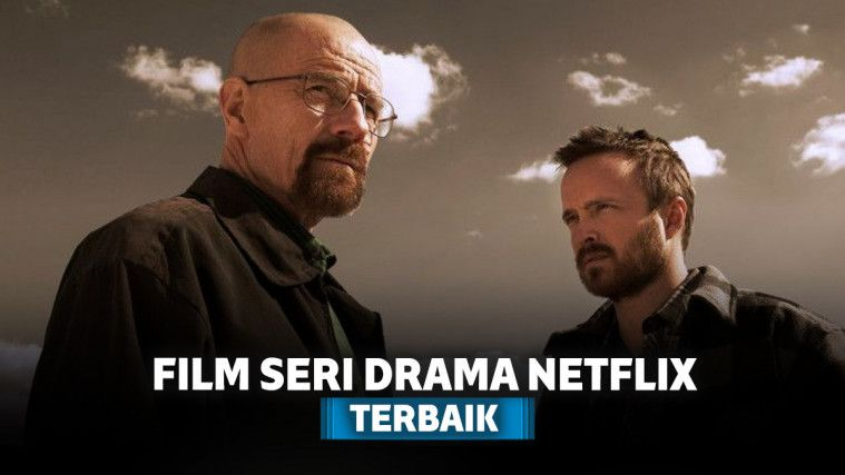 film seri drama netflix Breaking Bad