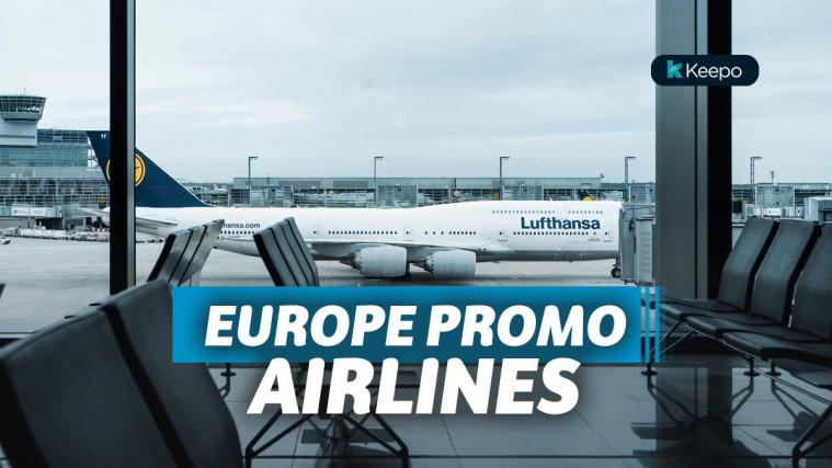 Traveling ke Eropa? 7 Maskapai Ini Sering Beri Harga Promo Murah! | Keepo.me