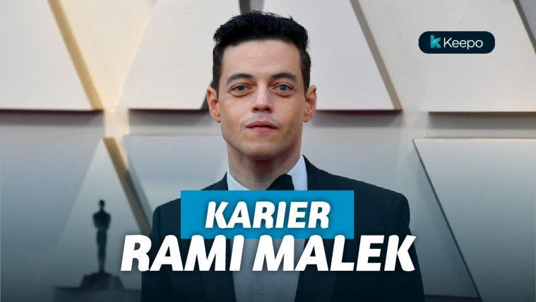 Rame malek hollywood actor