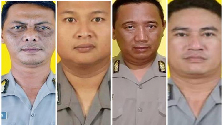 Pahlawan Pemilu 2019, Para Anggota Polisi Ini Gugur dalam Bertugas | Keepo.me
