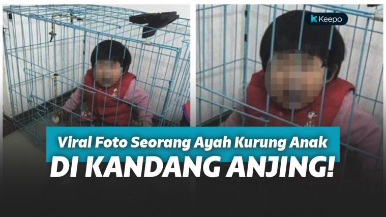 Kurung Anaknya yang Masih Berumur 20 Bulan, Tapi Polisi Sebut Pelaku Sulit Dihukum! | Keepo.me