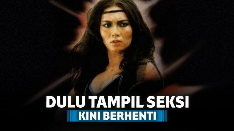 6 Aktris Indonesia Lawas yang Sudah Pensiun Tampil Seksi | Keepo.me