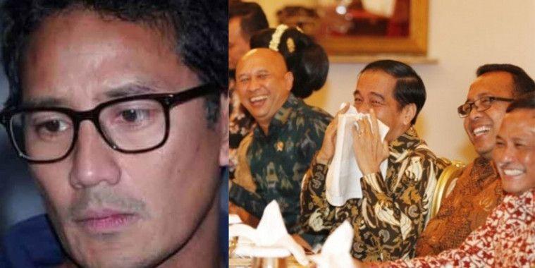Gerindra: Sandiaga Akan Berkantor di Kantor Wapres RI | Keepo.me