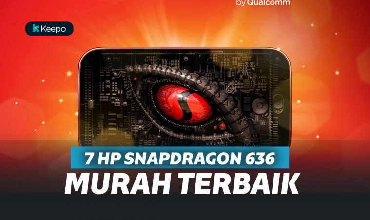 HP Snapdragon 636